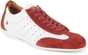 Bally Men's Halvin Leather Low-Top Sneakers