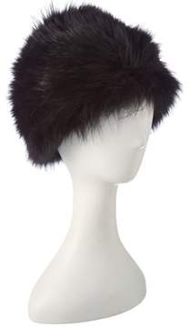 Jocelyn Black Stretch Hat.
