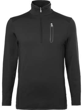 Bogner Matthew Stretch-Jersey Half-Zip Base Layer