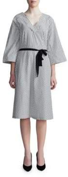 DAY Birger et Mikkelsen Striped Kimono Dress
