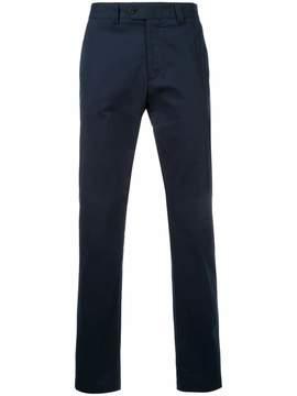 Kent & Curwen flap pocket trousers