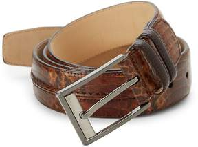 Mezlan Men's Parma Leather Belt