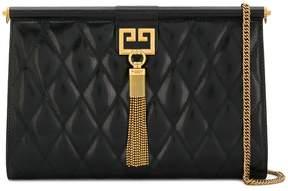 Givenchy medium Gem quilted clutch bag