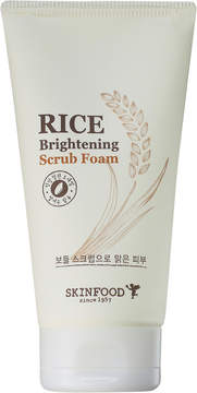 Skinfood Rice Brightening Scrub Foam