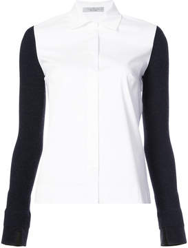 D-Exterior D.Exterior slim fit knitted top