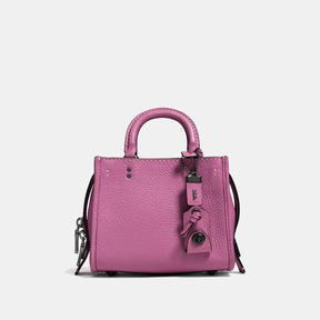 COACH Coach Rogue 17 - BLACK COPPER/PRIMROSE - STYLE