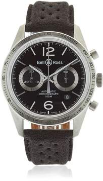 Bell & Ross Br 126 Gt Chrono Steel Watch