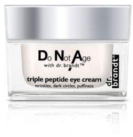 Dr. Brandt Skincare Do Not Age Triple Peptide Eye Cream 0.5oz