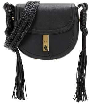 Altuzarra Ghianda Bullrope Saddle leather shoulder bag
