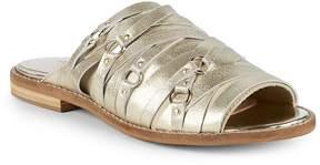 Kelsi Dagger Brooklyn Women's Metallic Leather Slides