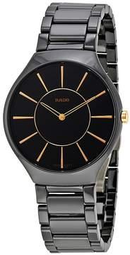 Rado True Black Ceramic Men's Watch