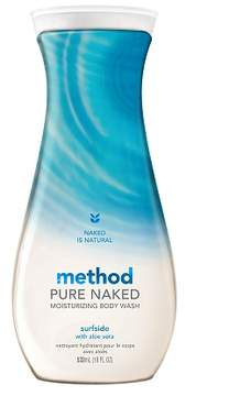 Method Products Pure Naked Moisturizing Body Wash Surfside
