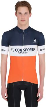 Le Coq Sportif Cycling Performance Tour De France Polo