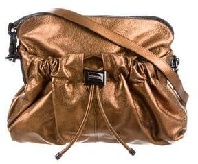Burberry Farrar Crossbody Bag - GOLD - STYLE