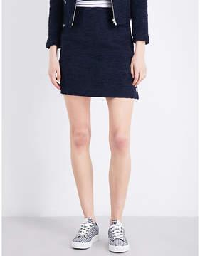 Claudie Pierlot Sidonie tweed mini skirt