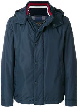 Paul & Shark hooded button up jacket