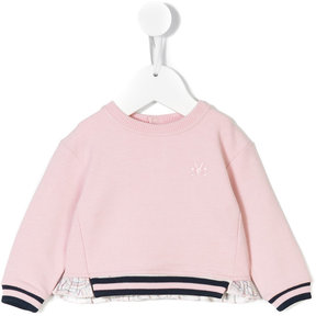 No Added Sugar Frilled To Be Back sweatshirt