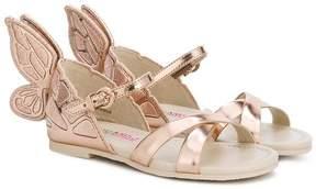 Sophia Webster Mini butterfly sandals