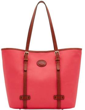 Dooney & Bourke Nylon East West Shopper Tote - WATERMELON - STYLE