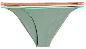 Luli Fama Strappy Bikini Bottom
