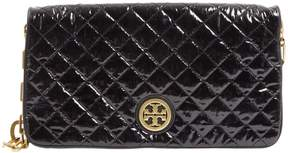 Tory Burch Leather handbag - BLACK - STYLE