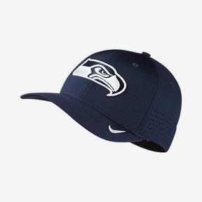 Nike Swoosh Flex (NFL Seahawks) Fitted Hat