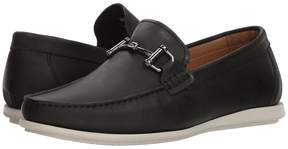 Matteo Massimo Oiled Nubuck Bit Driver Men's Slip-on Dress Shoes