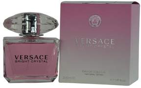 Versace Bright Crystal by Gianni Versace Eau de Toilette Spray for Women 6.7 oz.