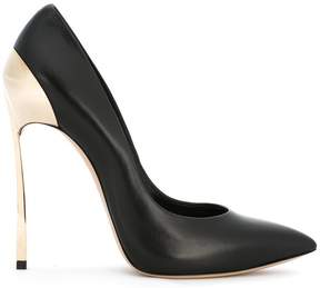 Casadei Blade pointed toe pumps