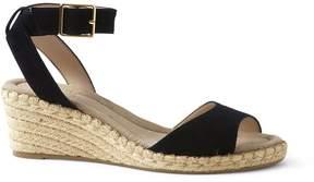 Lands' End Lands'end Women's Classic Wedge Sandals