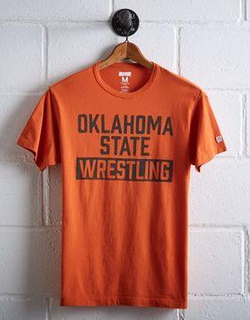 Tailgate Men's Oklahoma State Wrestling T-Shirt
