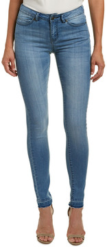 Noisy May Lucy Medium Blue Super Skinny Ankle Cut