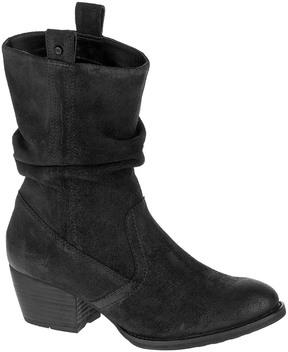 CAT Footwear Black Incense Suede Boot