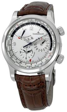 Jaeger-LeCoultre Jaeger Lecoultre Master World Geographic Men's Watch