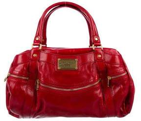 Marc by Marc Jacobs Grained Leather Satchel w/ Tags