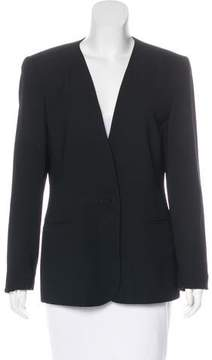 Christian Dior Long Sleeve Blazer