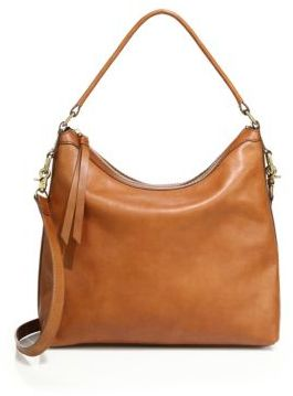 Frye Leather Hobo Bag