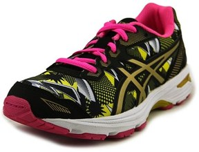 Asics Gt-1000 5 Gs Youth Round Toe Synthetic Multi Color Running Shoe.