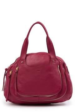 Kooba Monteverde Leather Shopper Shoulder Bag