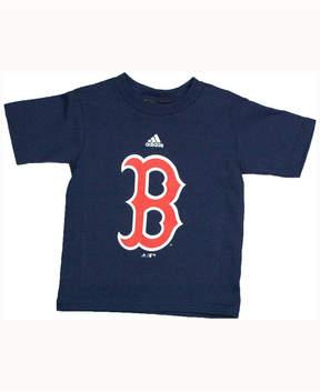 Majestic Mlb Boston Red Sox T-Shirt, Little Boys (4-7)