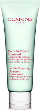 Clarins Gentle Foaming Cleanser with Tamarind For Oily to Combination Skin