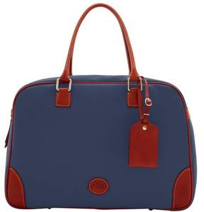 Dooney & Bourke Nylon Bowler Duffle Bag - MIDNIGHT BLUE - STYLE