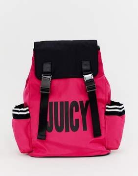 Juicy Couture multi pocket backpack