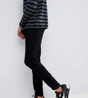 Lyle & Scott TALL Slim Fit Jeans in Black