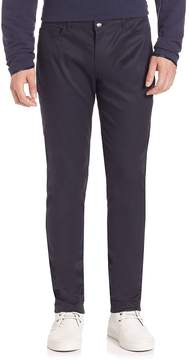 Ovadia & Sons Men's Five-Pocket Cotton-Blend Stretch Pants