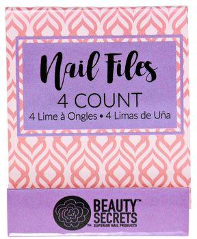 Beauty Secrets Match Book Files
