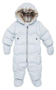 Burberry Baby's Skylar Snowsuit