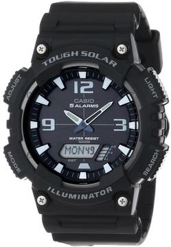 Casio AQ-S810W-3AV Men's Ana-Digi Watch