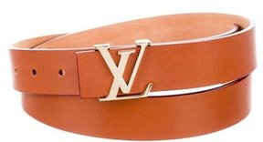 Louis Vuitton Initiales 30MM Leather Belt