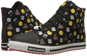 SKECHERS KIDS - Jagged 93790L Boy's Shoes